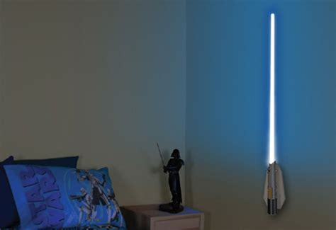 lightsaber room light sharper image