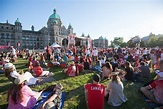 Here's what is happening on Canada Day in downtown Victoria