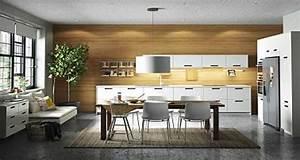 Deco Cuisine Ikea : cuisine ikea le catalogue 2016 est prometteur ~ Teatrodelosmanantiales.com Idées de Décoration