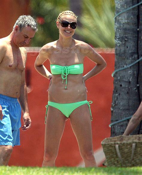 Girl Size Heidi Klumsuper Starsuper Model