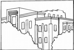 hd wallpapers apartment building coloring pages - Apartment Building Coloring Pages