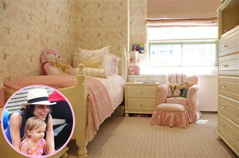 Bethenny Frankel's Plush Pink Room For Bryn  81 Nurseries