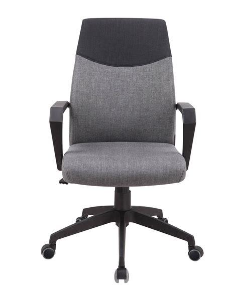 fauteuil de bureau gris flet fauteuil de bureau confort kayelles com