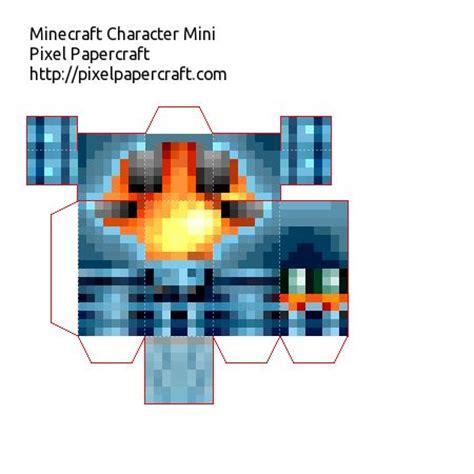 papercraft mini truemu  minecraftuniverse ns epic