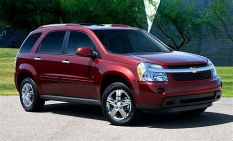 2009 Chevrolet Equinox Photos, Informations, Articles
