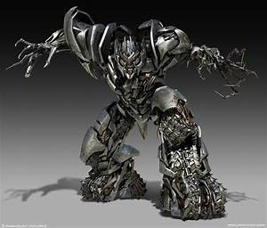 Transformers Matrix imagenes: Megatron movie