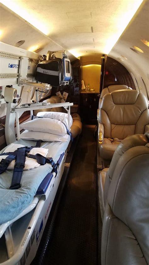 reva air ambulance unveils  aircraft capital region