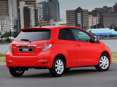 Toyota Car : Toyota Yaris 3 Doors Specs