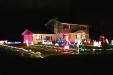 christmas lights lebanon tennessee must see light displays in northeast ohio
