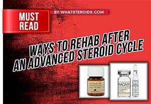 Best Ways To Rehab After An Advanced Steroid Cycle