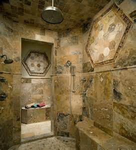 Master Bathroom Shower Head