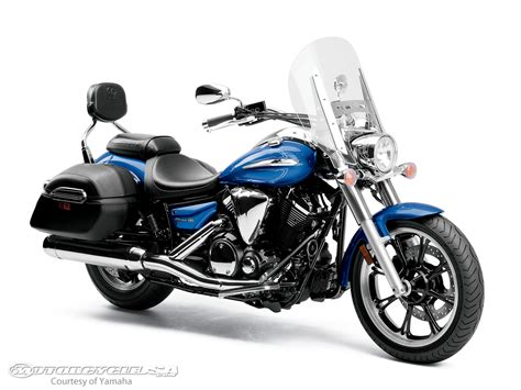 2012 Yamaha Cruiser Models Photos