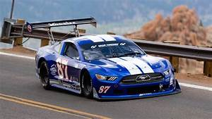 You Can Buy This Ford Mustang Pikes Peak Race Car for Less Than a 2020 Nissan GT-R