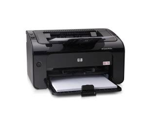 The full software solution provides print and scan functionality. HP LaserJet Pro P1102 - NCS