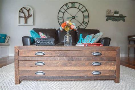 pin  ana white  living room tutorials diy furniture