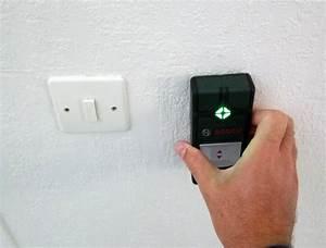 Detecteur De Fil Electrique : comment d tecter les fils lectriques dans un mur avant de ~ Dailycaller-alerts.com Idées de Décoration