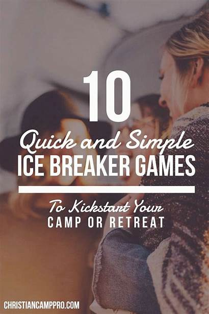 Ice Breaker Games Quick Another Pinotom Succ