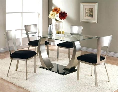 Kitchen Table Sets Glass by White Dining Table Set Awesome Dining Table