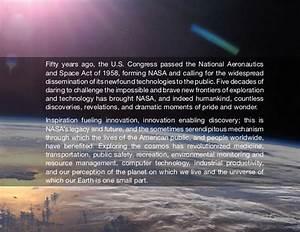 50 Years of NASA -Derived Technologies (1958-2008)