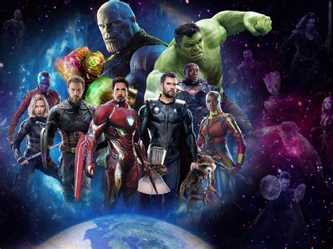 avengers  artwork  infinity war full hd wallpaper