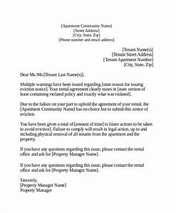 Eviction notice letter eviction notice letter 564729 free for Eviction notice letter pdf