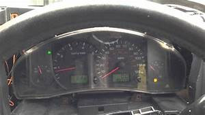 Ford Transit Mk6 Analogue To Digital Instrument Cluster