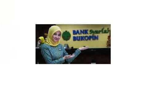 lowongan kerja lowongan kerja bank bukopin syariah