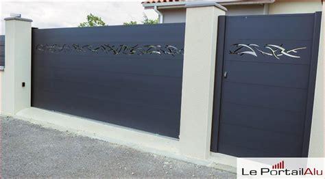 Avis Et Photos Des Portails En Aluminium De Nos Clients