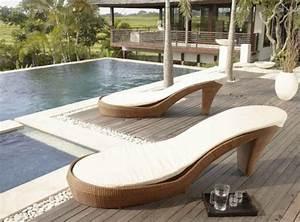 Outdoor Loungemöbel Polyrattan : effektvolle polyrattan loungem bel ~ Orissabook.com Haus und Dekorationen