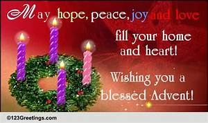 Happy 1 Advent : advent cards free advent wishes greeting cards 123 ~ Haus.voiturepedia.club Haus und Dekorationen