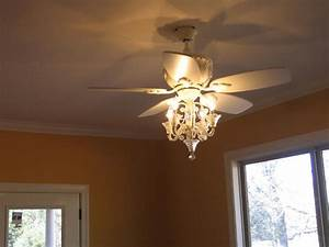 Ceiling awesome fan with edison lights bulb