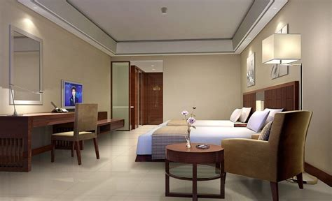 Budget Hotel Room Design Ideas by Modern Minimalist Hotel Room 8 Interior Design With Small