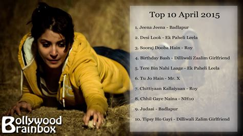 Lyric Top 10 Hindi Songs Of The Week Bollywood Songs