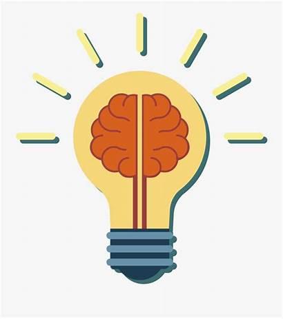 Clipart Brain Transparent Remember Bulb Arrived Inspiration
