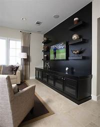 magnificent tv room accent wall Magnificent Tv Room Accent Wall - Home Design #1026