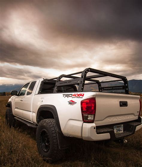 Toyota Tacoma Road Accessories by 2005 Current Apex Modular Rack 2016 Tacoma Road