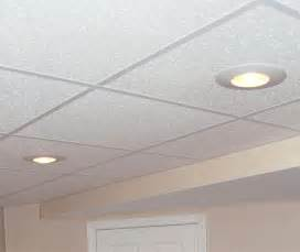 basement ceiling tiles drop ceilings