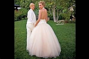 portia de rossi wedding style pinterest celebrity With portia de rossi wedding dress