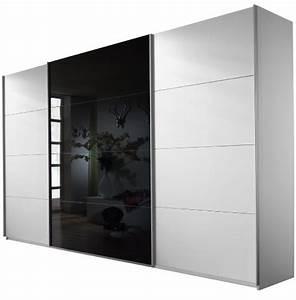 Kleiderschrank Schwarz Weiß : rauch schwebet renschrank kleiderschrank 3 t rig wei alpin glas absetzung schwarz bxhxt ~ Orissabook.com Haus und Dekorationen