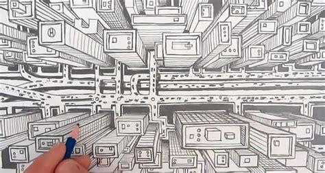 la cuisine d ugo apprendre à dessiner la perspective
