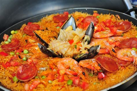 cuisine paella calling all foodies and non foodies craving for some