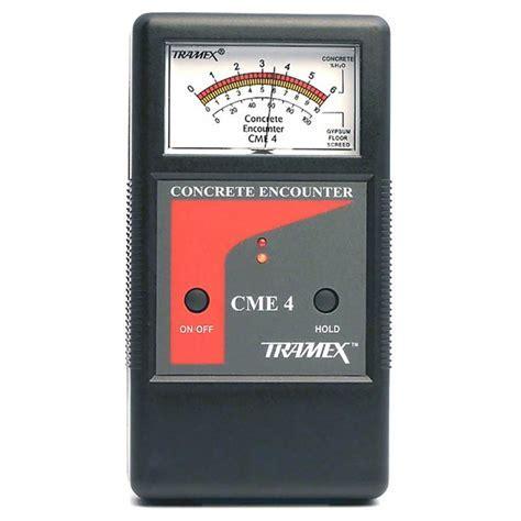 CME4 Concrete Moisture Meter   Non Destructive Moisture
