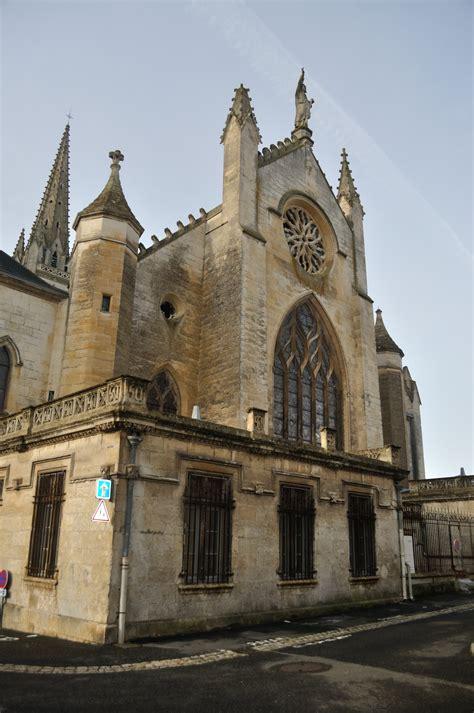 eglise saint andre eglises  patrimoine religieux de france