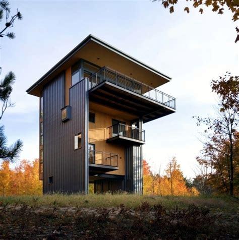 architect wooden house perfect concept  small plots interior design ideas ofdesign