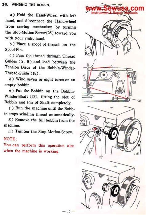 Nelco Sewing Machine Threading Diagram Crafts