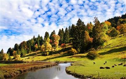 Nature Wallpapers 1080p 3d Scenery Landscape Landscapes
