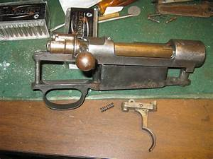 1908 Brazilian Mauser Action