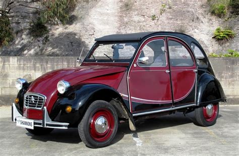 Citroen 2cv Owned By Dick Johnson's Wife