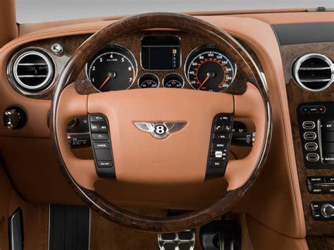 bentley steering wheel image 2010 bentley continental flying spur 4 door sedan