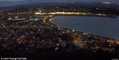 New Zealand tsunami after massive earthquake captured in ...